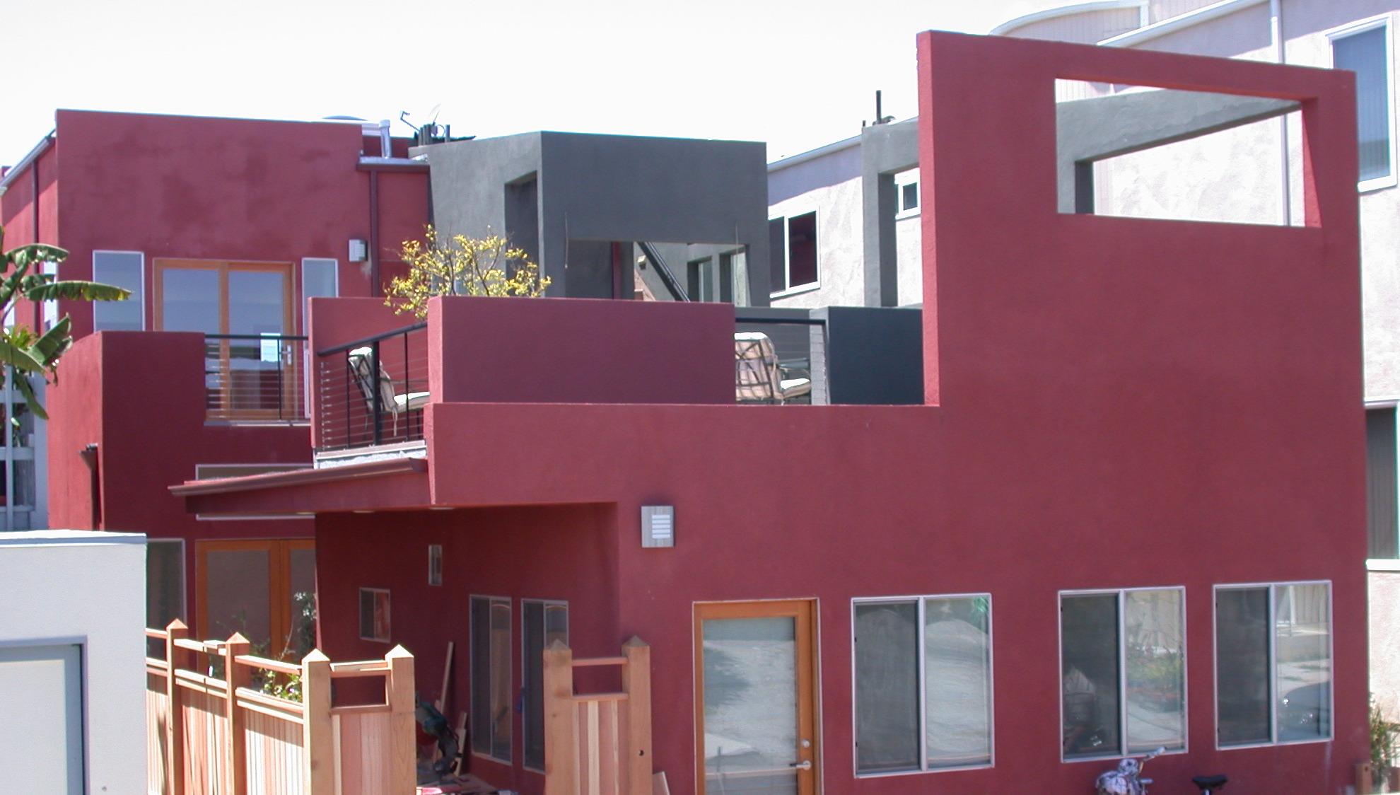 Hermosa Beach Residence